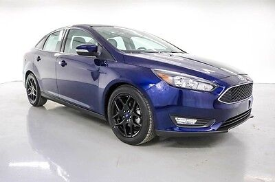2016 Ford Focus  2016 Ford SE