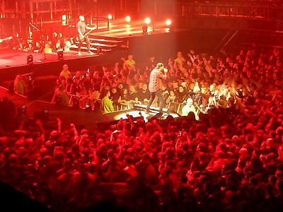 AVENGED SEVENFOLD & DISTURBED TOUR 2017 PIC`S, Hail to the King,Nightmare,Stage