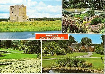 Threave, Castle Douglas - Posted Postcard.