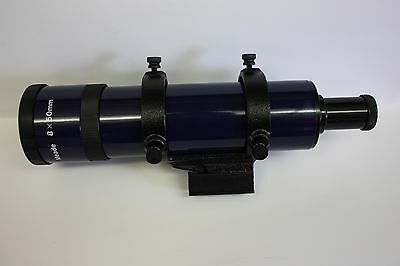Meade 8x50mm Blue Telescope Cross-Hair Finderscope & Bracket -  LX Series