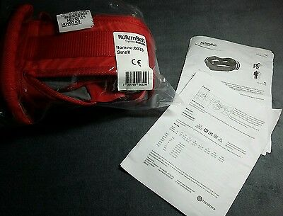 Padded Patient Handling Transfer belt for Nurses & Carers size small