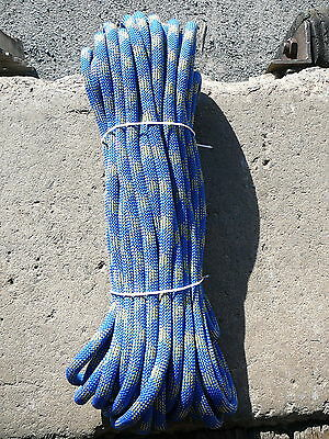 """Sterling Static Line Low Stretch Rope  Climbing, Rappel, Tag Line  1/2"""" x 80'"""