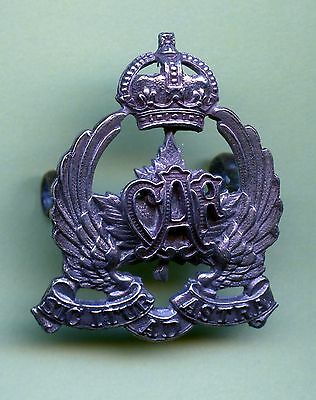"Canada Air Force 1920's Badge ""Collar Dog"" (35 mm x 30 mm)"