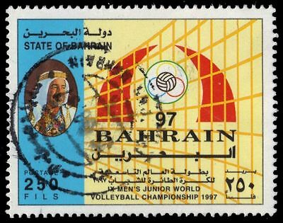 BAHRAIN 496 (Mi645) - Junior World Volleyball Championships (pf63951)