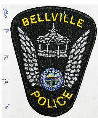 Ohio, Bellville Police Dept Patch
