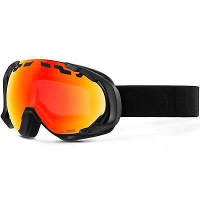 Out Of Edge Goggle Black Red Mci