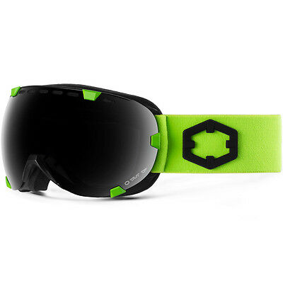Out Of Eyes Goggle Green Smoke