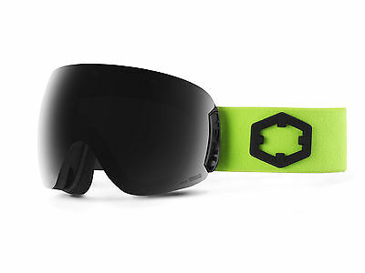 Out Of Open Goggle Green Smoke