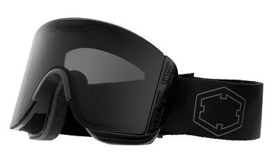 Out Of Doc Goggle Black Smoke