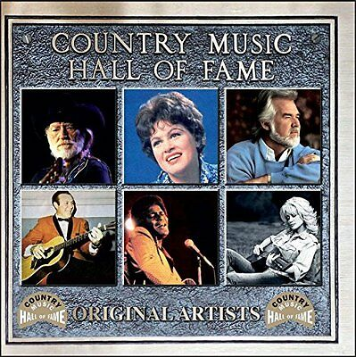 Country Music Hall Of Fame / Various-Cd2 New