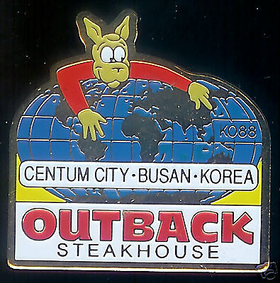 J3109 Outback Steakhouse Korea Centum City Busan #088