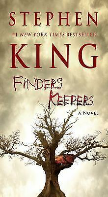 The Bill Hodges Trilogy: Finders Keepers by Stephen King (2016, Paperback)