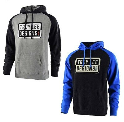 Troy Lee Designs KEEP STEPPIN Pullover Hoodie Sweatshirt - All Colors & Sizes