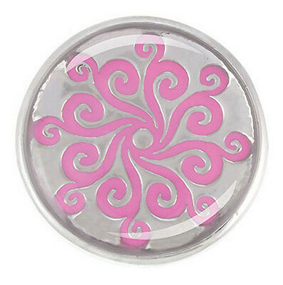 Ginger Snaps WHIRLYGIG - PINK SN05-27 - 1 FREE $6.95 Snap w/ Purchase of Any 4