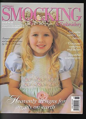 Australian SMOCKING & Embroidery**Issue No. 68**Country Bumpkin****