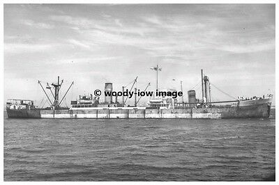 rp3689 - Counties Cargo Ship - Putney Hill , built 1943 - photo 6x4