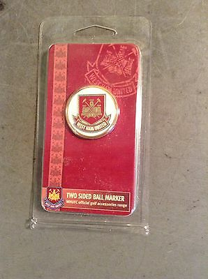 West Ham United Two Sided Ball Marker