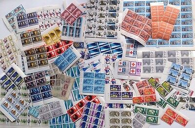 Large quantity of GB Stamps