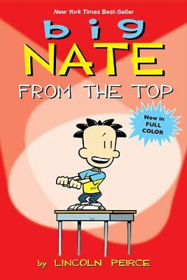 MB,Big Nate: From the Top,Lincoln Peirce