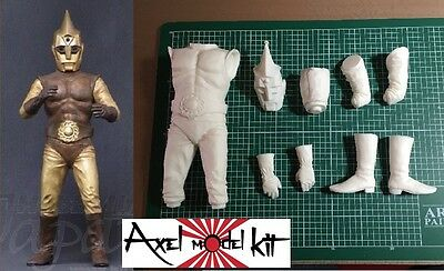 ANIME MODEL RESIN KIT Spectreman スペクトルマン Supekutoruman 26cm RESIN KIT