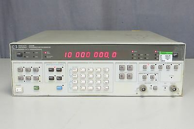 HP Agilent 3325B Synthesizer/Function Generator, Opt 001