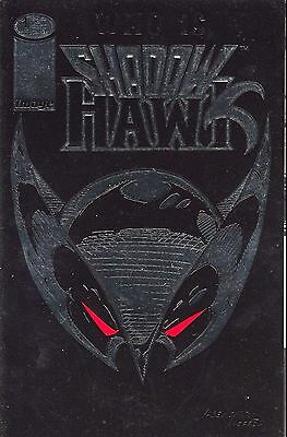 SHADOWHAWK Vol.1.  #1. Image 1992