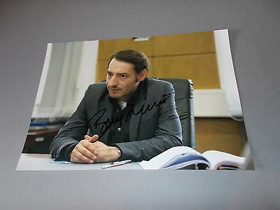 Boris Aljinovic Tatort Berlin signed signiert Autogramm auf 20x28 Foto in person