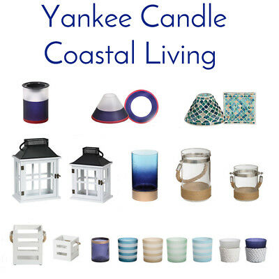 Yankee Candle Coastal Living Accessories Range You Choose FREE P+P