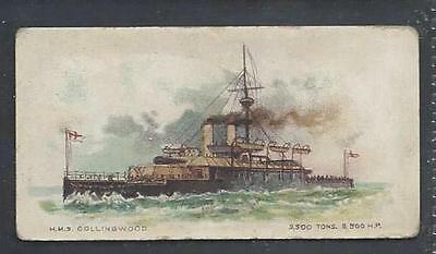 """Wills - Ships (No """"wills"""" On Front) - Hms Collingwood"""