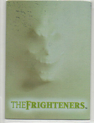 The Frighteners - 72 card Complete Base Set EX Dart 1996