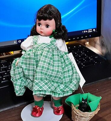 "MADAME ALEXANDER INC. Multi-Color 8"" Emerald City Dorothy  Doll"