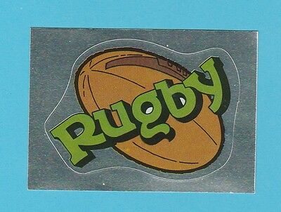 Rugby - Panini - Supersport Rugby Sticker No. 128  -  Rugby  - 1986