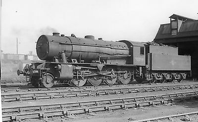 Photo Ex WD 2-8-0 No 90294 seen at March shed yard on 26/8/58 PHG