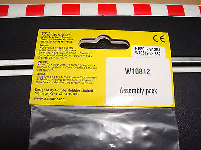 One Pack Brand New Scalextric Ford Escort Spares Bag Mirrors & Wipers W10812