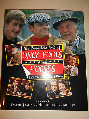 The Complete A-Z of Only Fools and Horses  Hardback Book