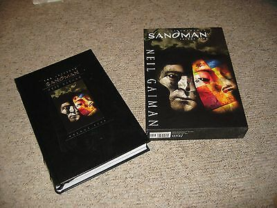 The Absolute Sandman Volume Five (5) Deluxe Hardcover by Neil Gaiman