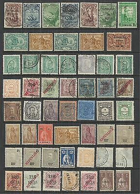 (W97) Portuguese Colonies – Unused, Mint & Used Selection (3 Scans)