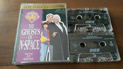 Doctor Who The Ghosts Of N Space Cassette