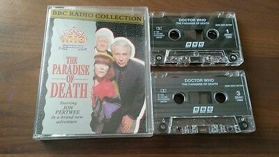 Doctor Who The Paradise Of Death Cassette