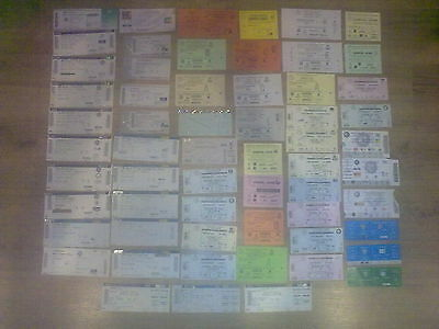 Ticket national team (WC qualification, EURO qualification, friendly) part 1