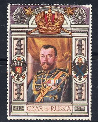 LORD ROBERTS MEMORIAL FUND :  Czar of Russia