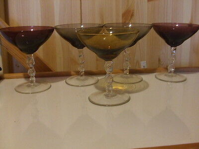 5 Sundae Glasses