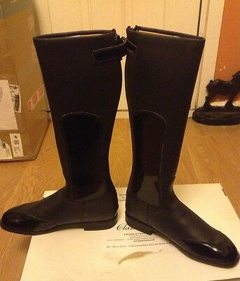 jocky horse racing riding boot  Exercise Boot Size 7equestrian Classic Boots