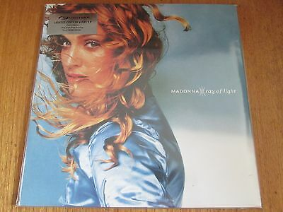 Madonna ‎– Ray Of Light SIMPLY VINYL 2 LP SET 180 GRAM NEAR MINT