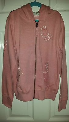 BNWT Girls zip up hooded jacket from Next age 11
