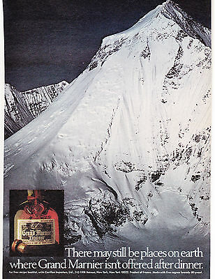 Original Print Ad-1977 GRAND MARNIER-There May Still Be Places On Earth Where…