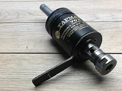 "NICE TAPMATIC 70X SELF-REVERSING TAPPING ATTACHMENT HEAD NO. 10 - 5/8 ""  w/ R8"