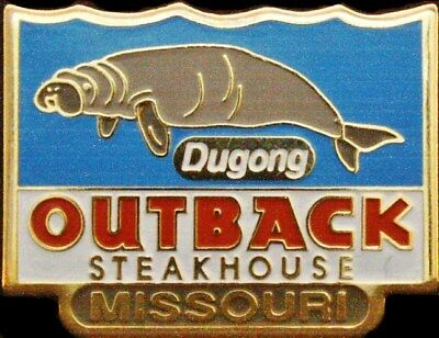 A1488 Outback Steakhouse  Missouri Dugong