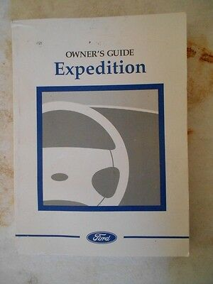 98 1998 ford expedition owners manual booklets oem 21 12 picclick rh picclick com Ford Expedition Interior 1998 ford expedition owners manual fuses