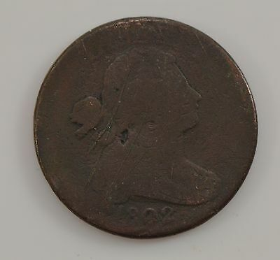 1802 Draped Bust Large Cent *G19